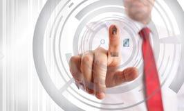 新技术 免版税图库摄影