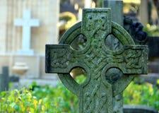 新教徒公墓在罗马 免版税库存图片