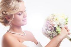 新新娘 免版税图库摄影