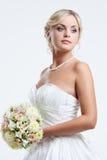 新新娘 免版税库存照片