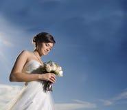 新新娘 库存图片