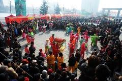 新春佳节来临 免版税库存照片