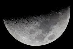 新月形月亮 免版税库存照片