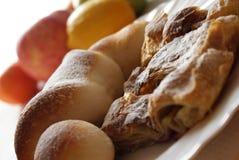 新月形面包果子 免版税图库摄影