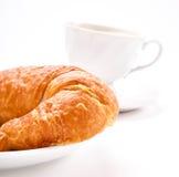 新月形面包法语 免版税库存照片