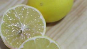 新柠檬和裁减 股票录像