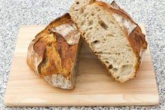 新法国面包tourte 免版税图库摄影