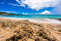 新理想国的海滩,南库塔,巴厘岛,印度尼西亚 库存图片