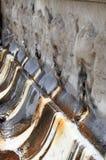 新生喷泉在佛罗伦萨 免版税库存照片