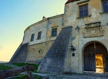 新生城堡 免版税库存照片
