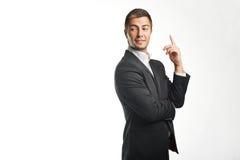 新生意人 免版税库存照片