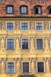 新生经济公寓住宅在七味选举人, 13世纪Bu以下 库存图片