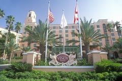 新生Vinoy手段,以前Stouffer新生Vinoy手段,圣彼德堡,佛罗里达 免版税库存图片