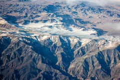 新疆山  库存图片
