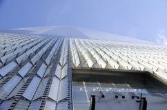 新的世界贸易中心 免版税库存照片