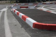 新的交通电动子在城市 免版税图库摄影