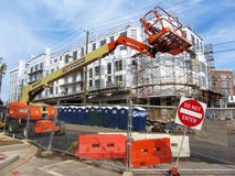 新的企业建筑 库存图片