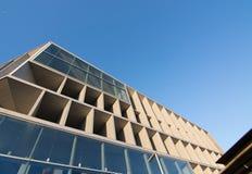 新的会议中心细节 免版税库存照片