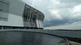 新的体育场罗斯托夫竞技场 库存照片