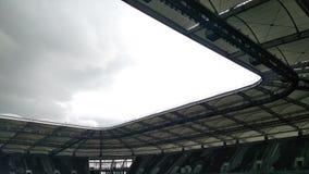 新的体育场罗斯托夫竞技场 免版税库存照片