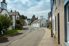 新的修道院和甜心修道院, Dumfriesshire,苏格兰 库存图片