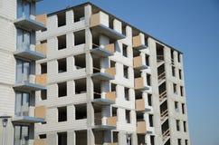新的公寓在波兰 库存图片