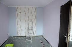 新的公寓在波兰 免版税库存照片