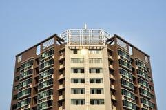 新的公寓 免版税图库摄影
