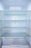 新的冰箱 免版税库存图片