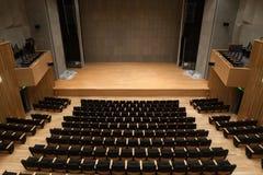 新的剧院 免版税库存照片