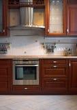 新的厨房 库存照片