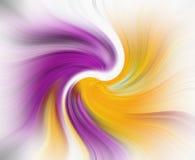 新的宇宙黑洞漩涡背景样式颜色的创作打旋转动设计 向量例证