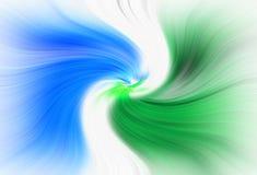 新的宇宙黑洞漩涡背景样式颜色的创作打旋转动设计 库存例证