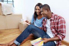 新的家庭选择 免版税图库摄影