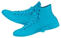 新的对运动鞋 图库摄影