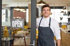 新的小企业 免版税库存照片