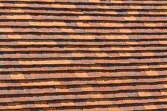 新的屋顶 库存图片