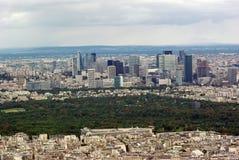 新的巴黎零件 免版税库存图片