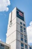 新的市政厅大厦在斯图加特,德国 免版税库存图片