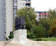 新的布达佩斯 库存图片