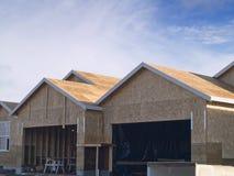 新的建筑 库存照片
