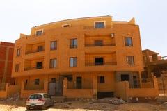 新的开罗市 库存照片