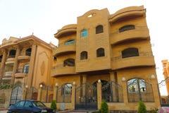 新的开罗市 免版税图库摄影
