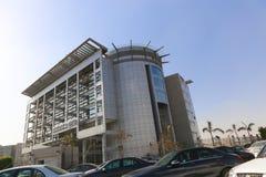 新的开罗市 免版税库存照片