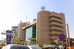 新的开罗市 免版税库存图片