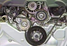 新的引擎 免版税库存图片