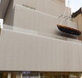 新的当代艺术博物馆是NYC的一个博物馆 免版税库存图片