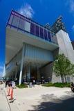 新的惠特尼博物馆 免版税库存图片