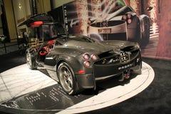新的意大利supersports汽车 图库摄影