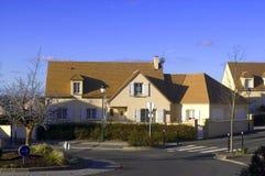 新的房地产 免版税库存图片